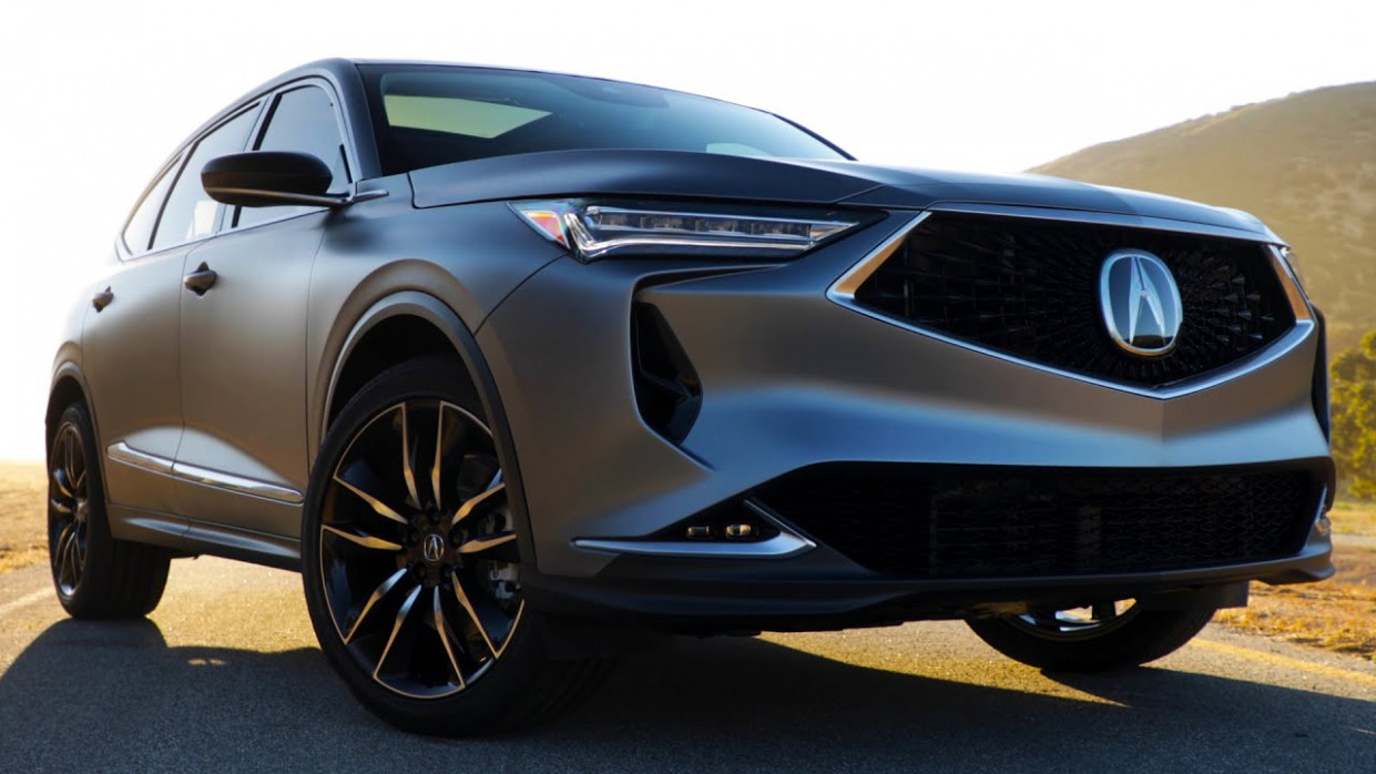 Exterior When Does Acura Release 2022 Models
