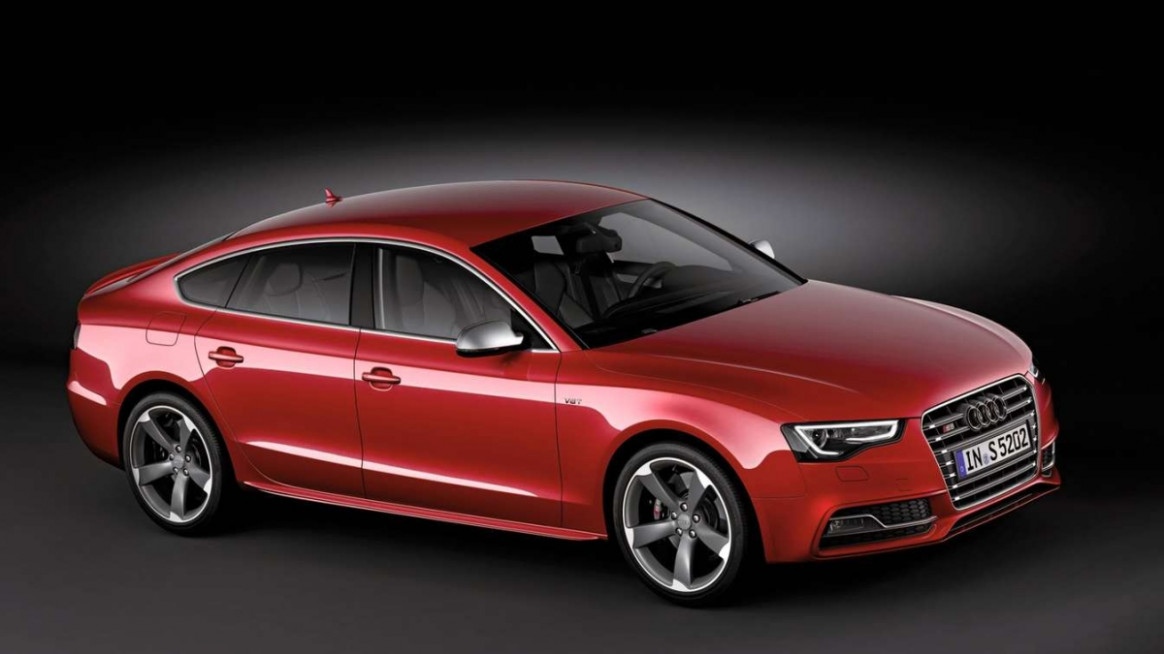 Redesign and Review Audi S52022