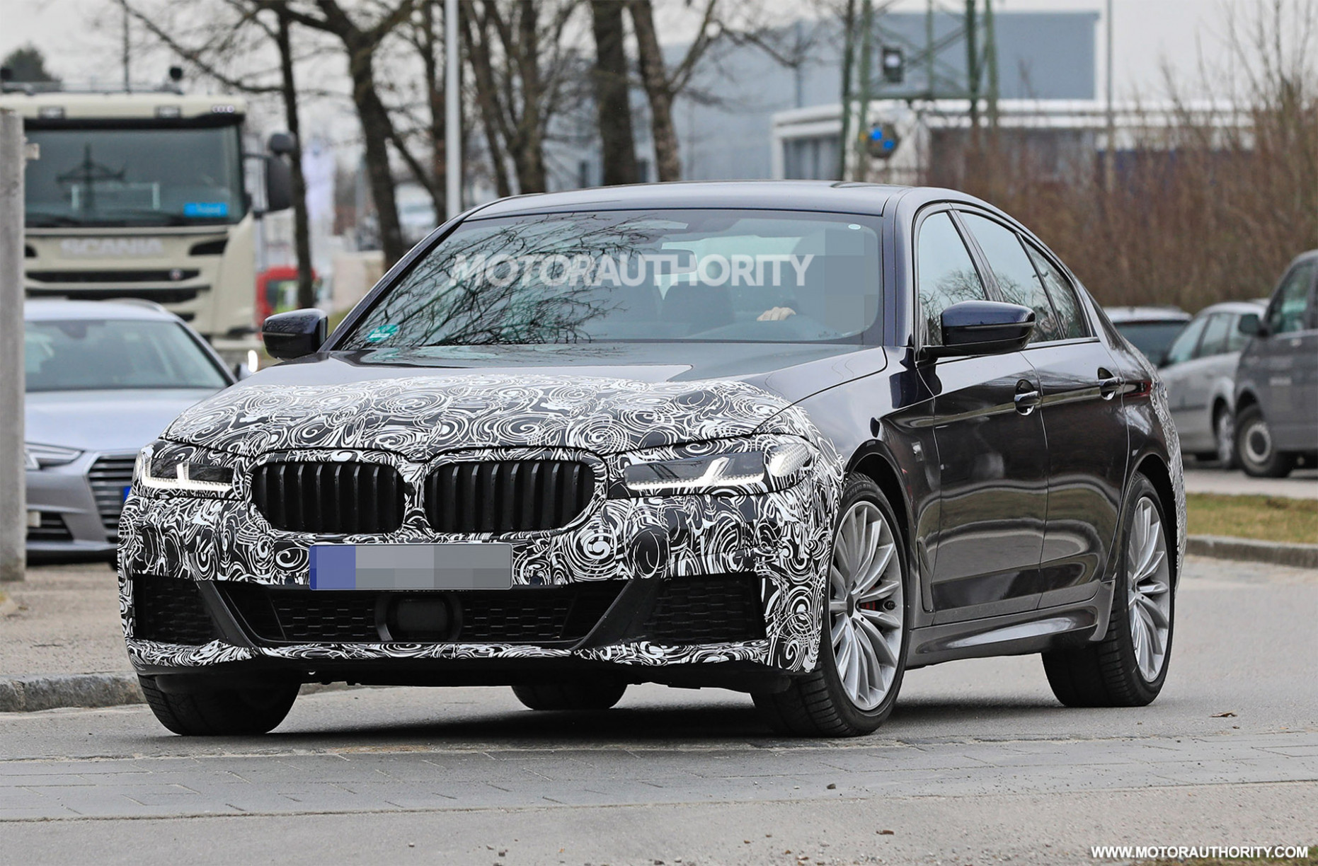 New Concept BMW New 5 Series 2022