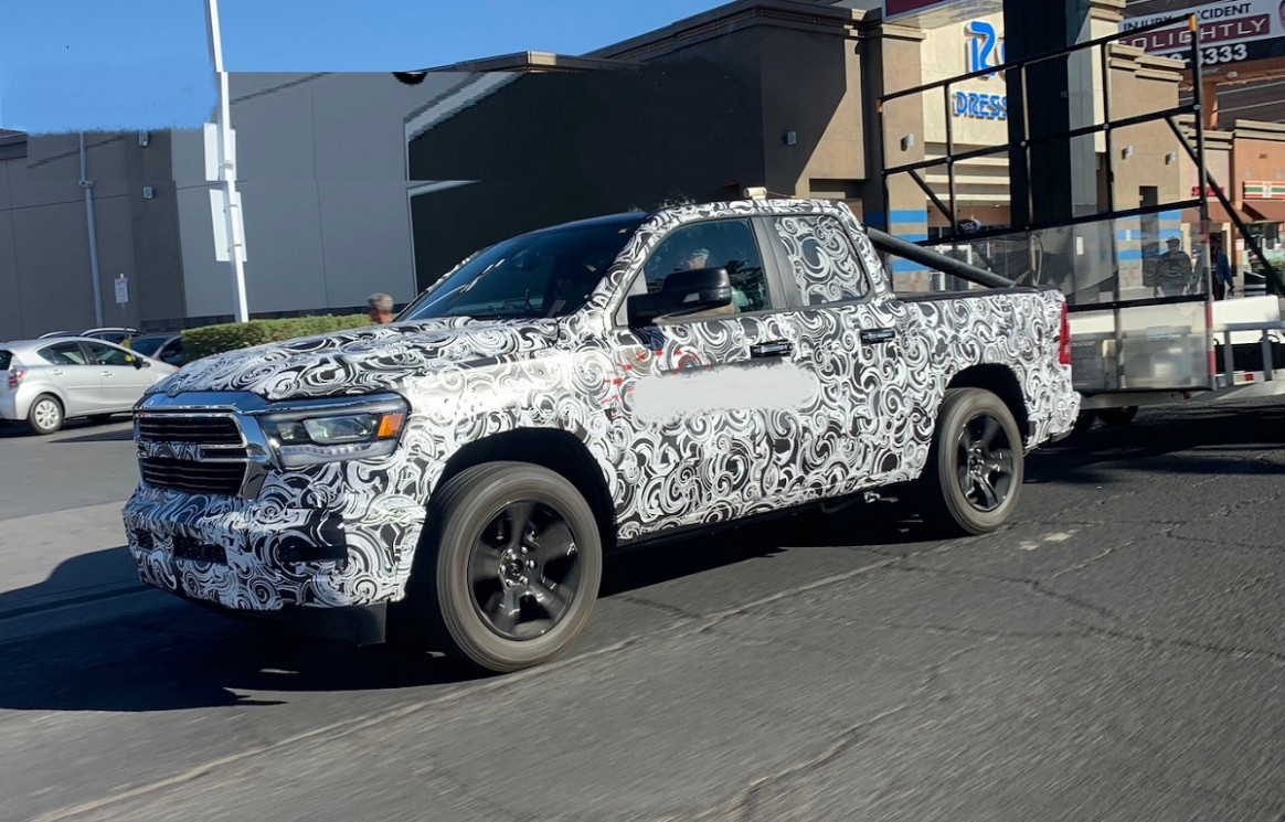 Performance and New Engine Dodge Ram 2022 Models