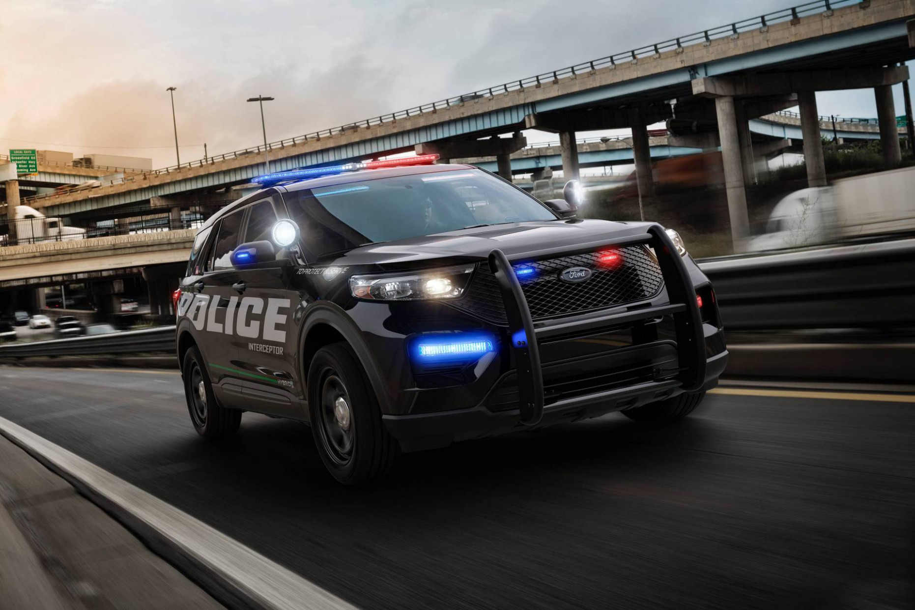 Release Date and Concept Ford Police 2022
