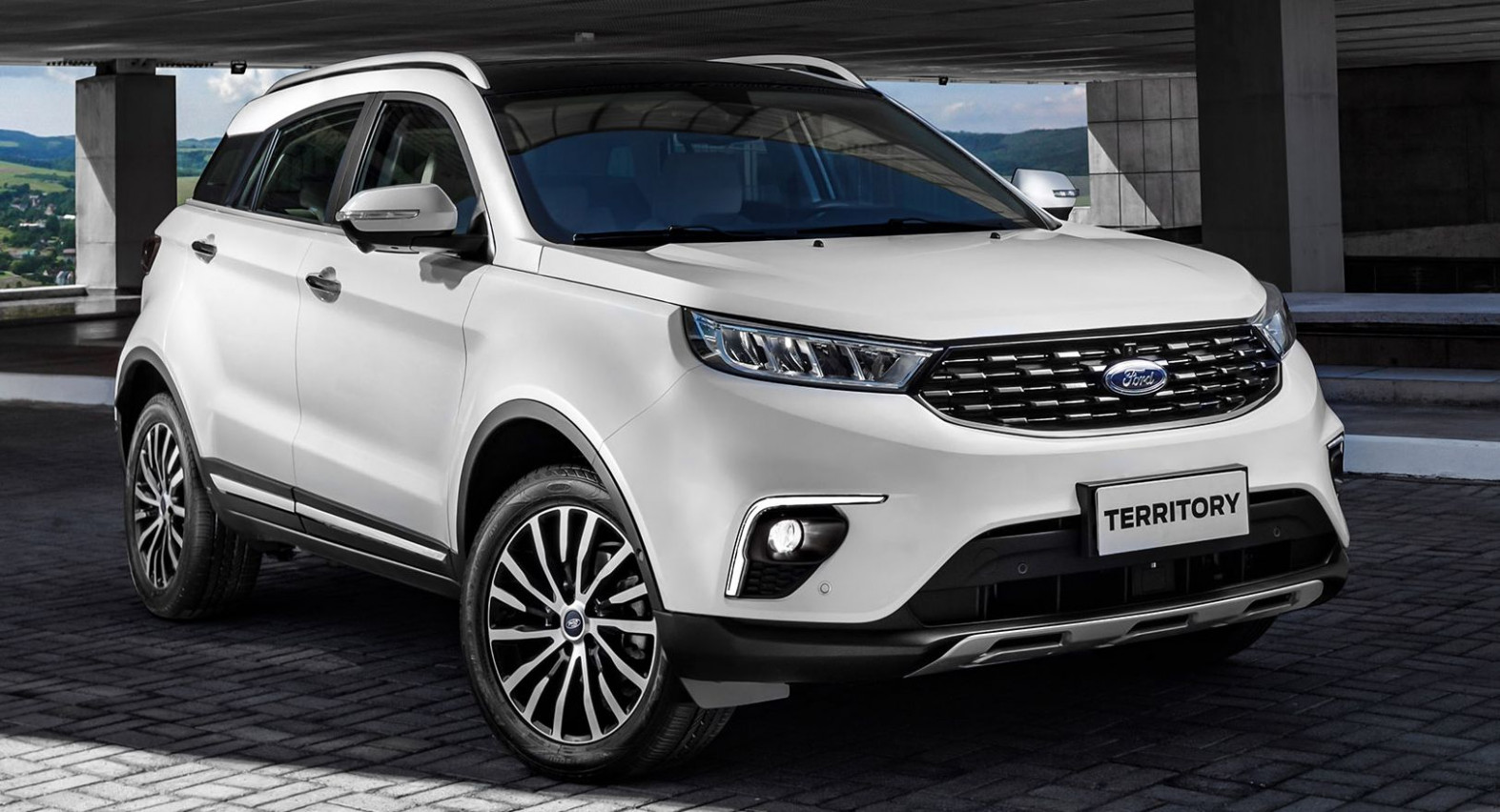 Exterior Ford Territory 2022