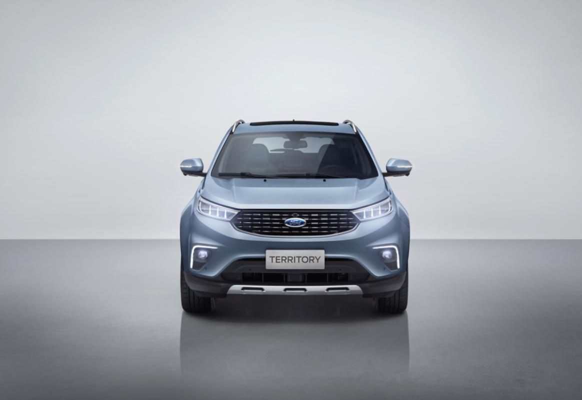 New Review Ford Territory 2022