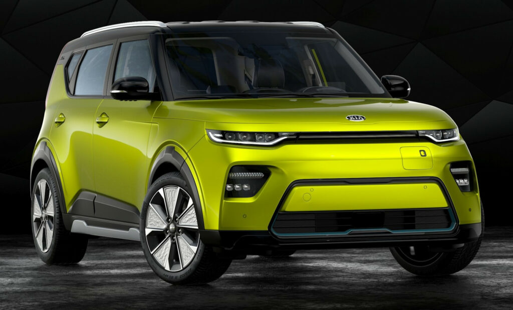 exterior kia e soul 2022 price - cars review : cars review
