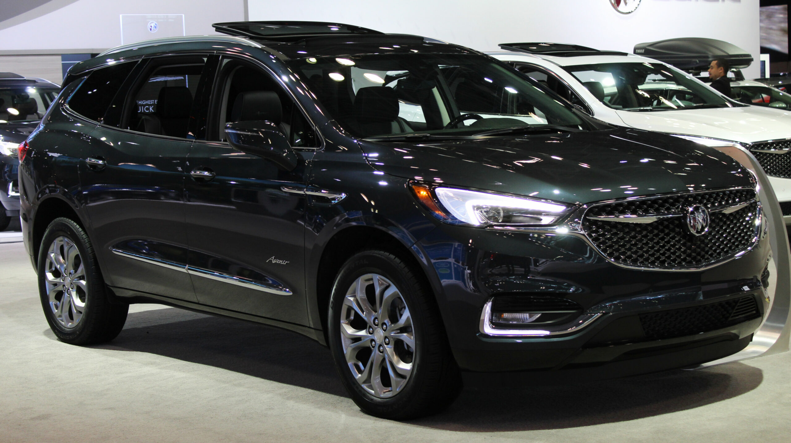 Release Date New Buick Suv For 2022