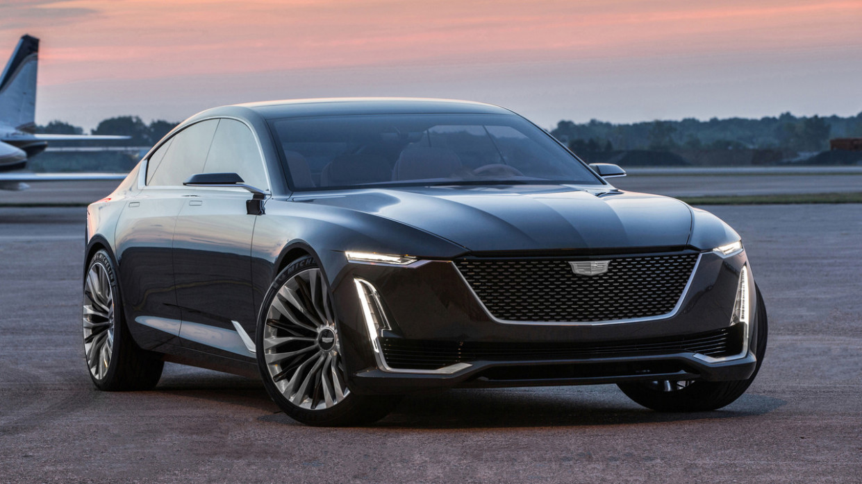 Release New Cadillac Sedans For 2022