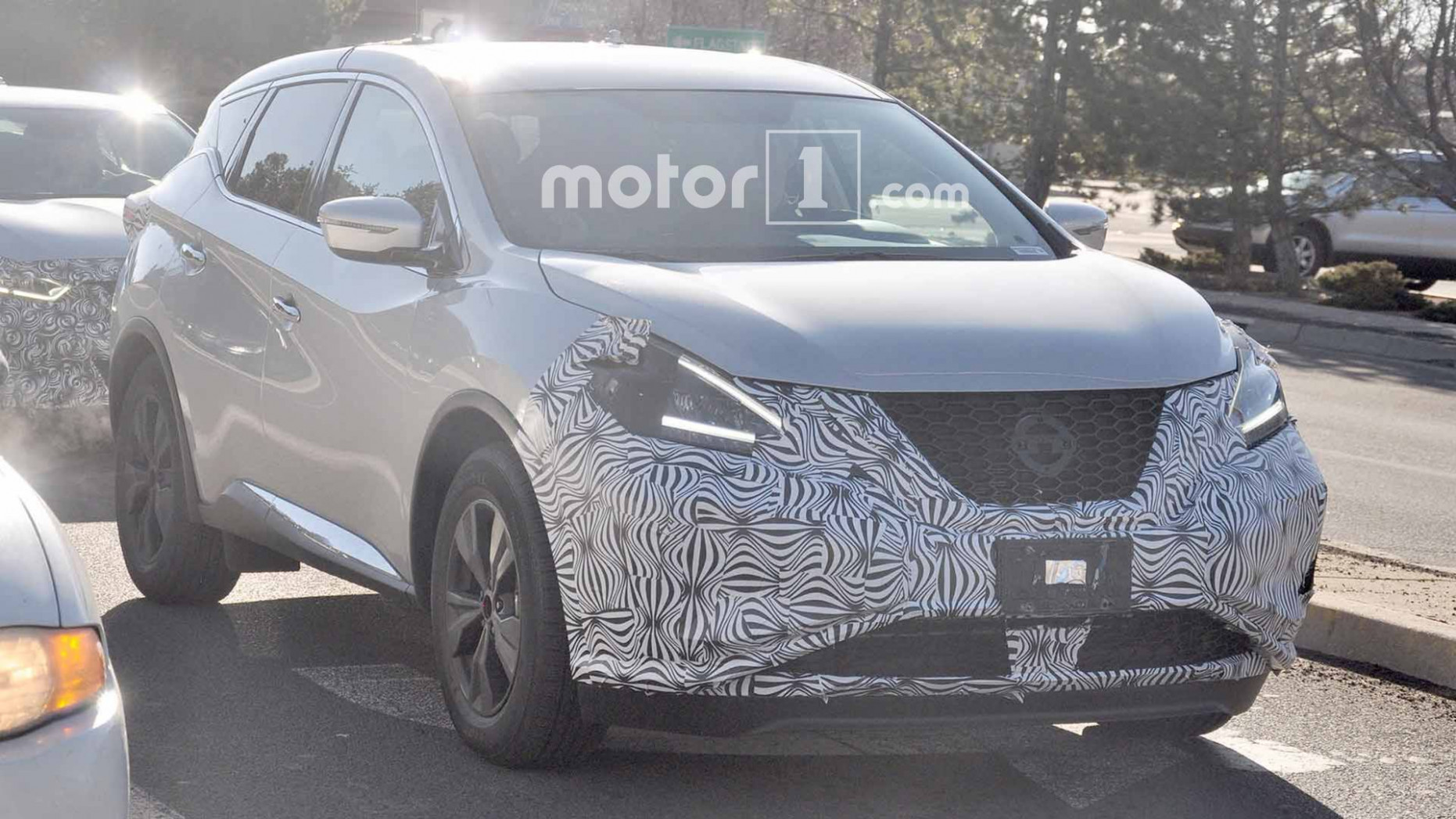 First Drive Nissan Murano 2022