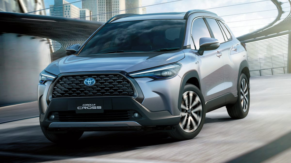 Wallpaper Toyota Upcoming Suv 2022