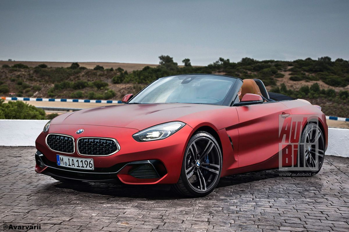 Overview 2022 BMW Z4 M Roadster