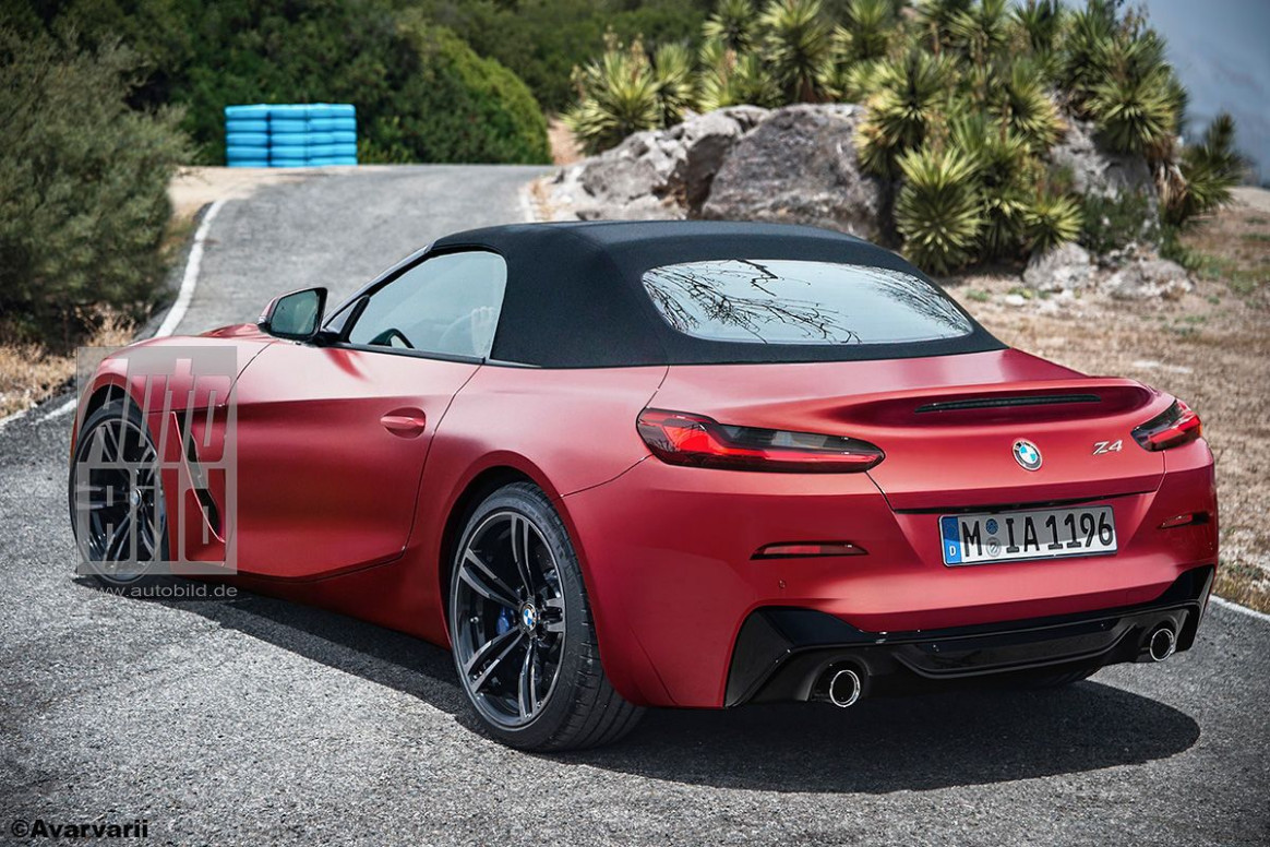 Price, Design and Review 2022 BMW Z4