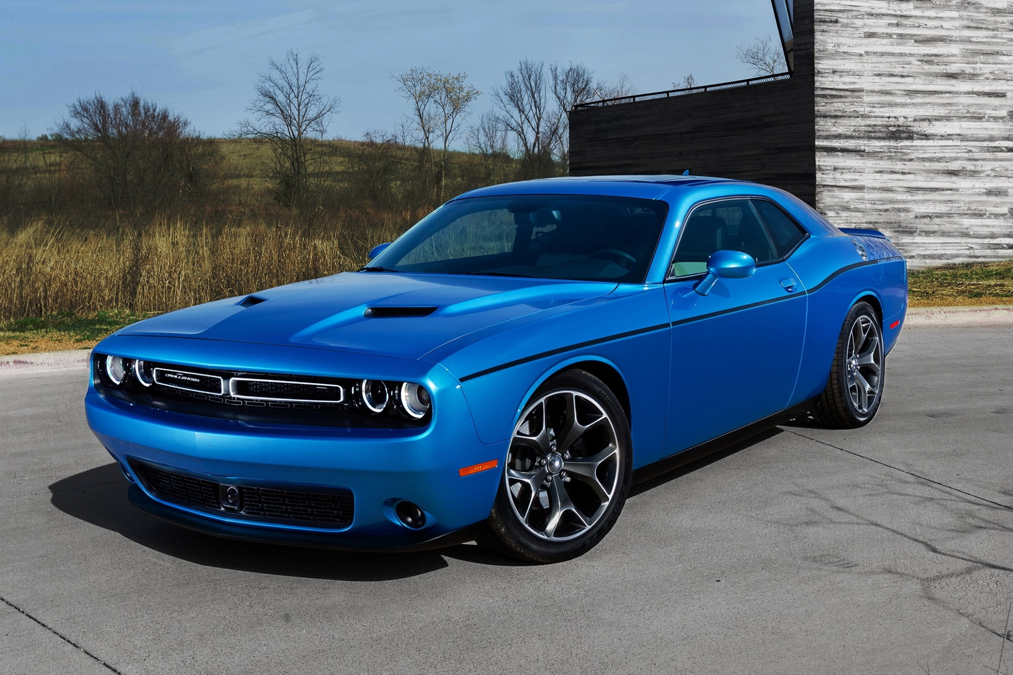 Review 2022 Dodge Challenger