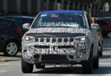 first drive 2022 jeep compass