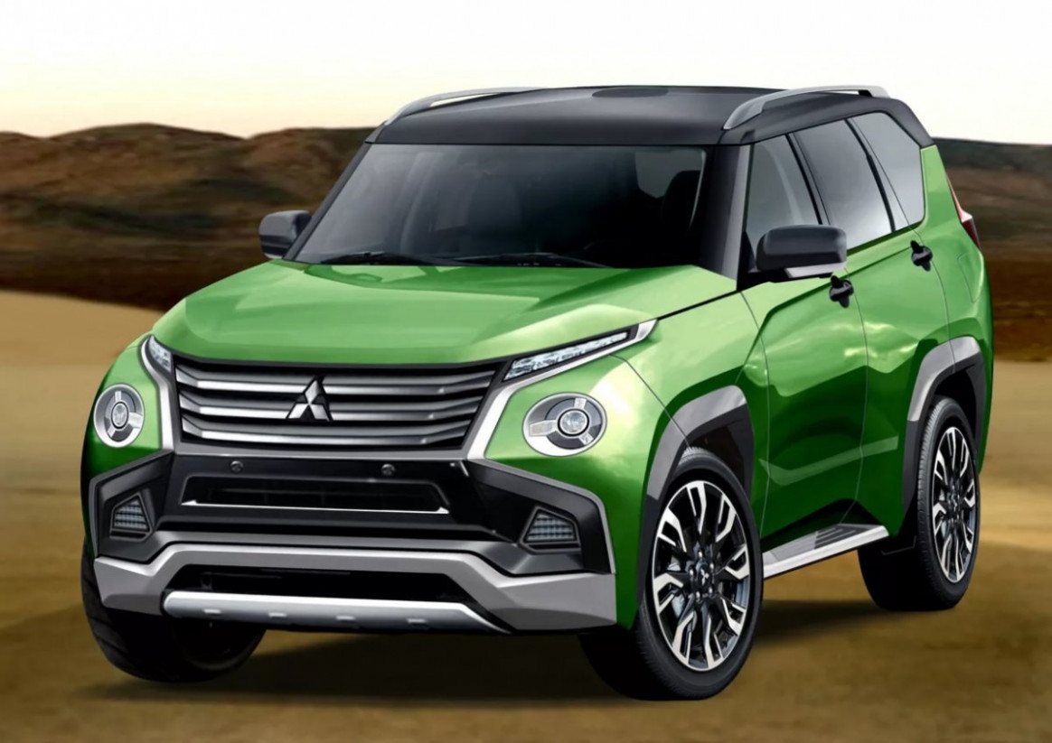 Specs and Review 2022 Mitsubishi Pajero