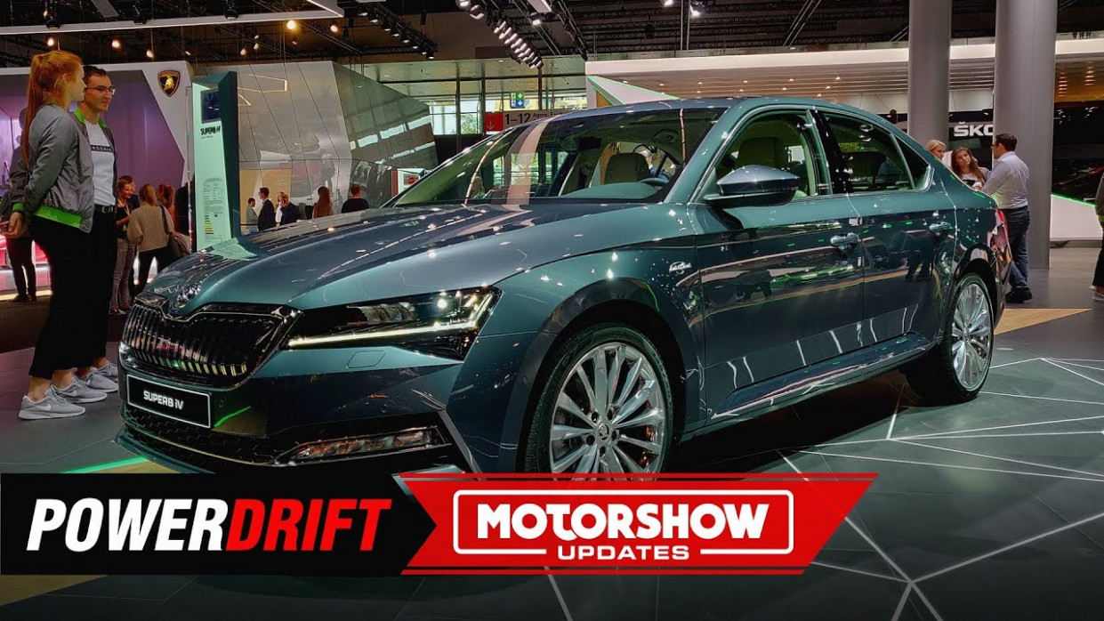 New Model and Performance 2022 New Skoda Superb
