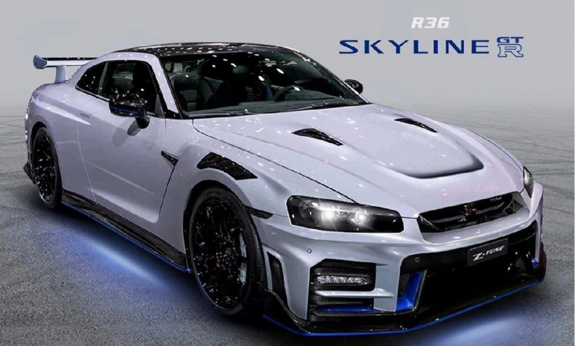 Overview 2022 Nissan Gt R