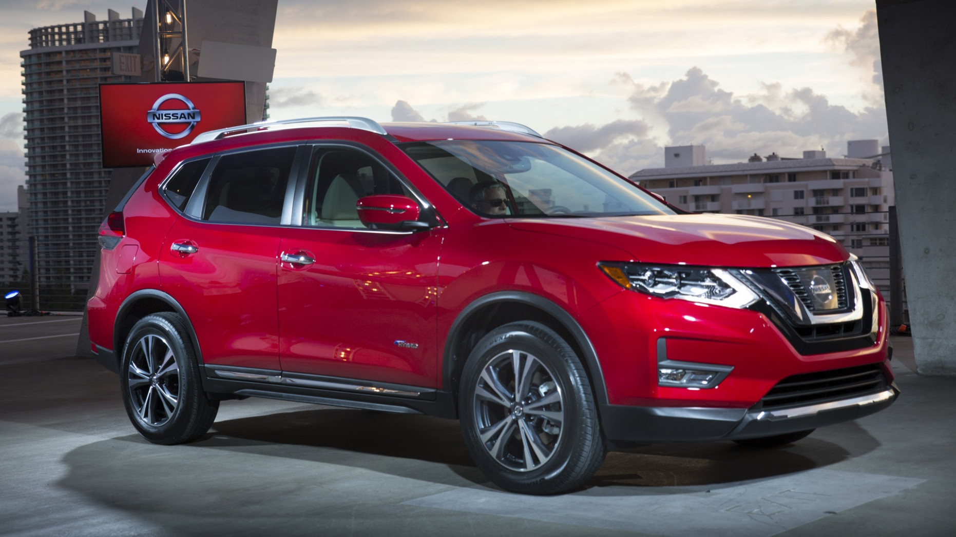 Review and Release date 2022 Nissan Rogue Hybrid