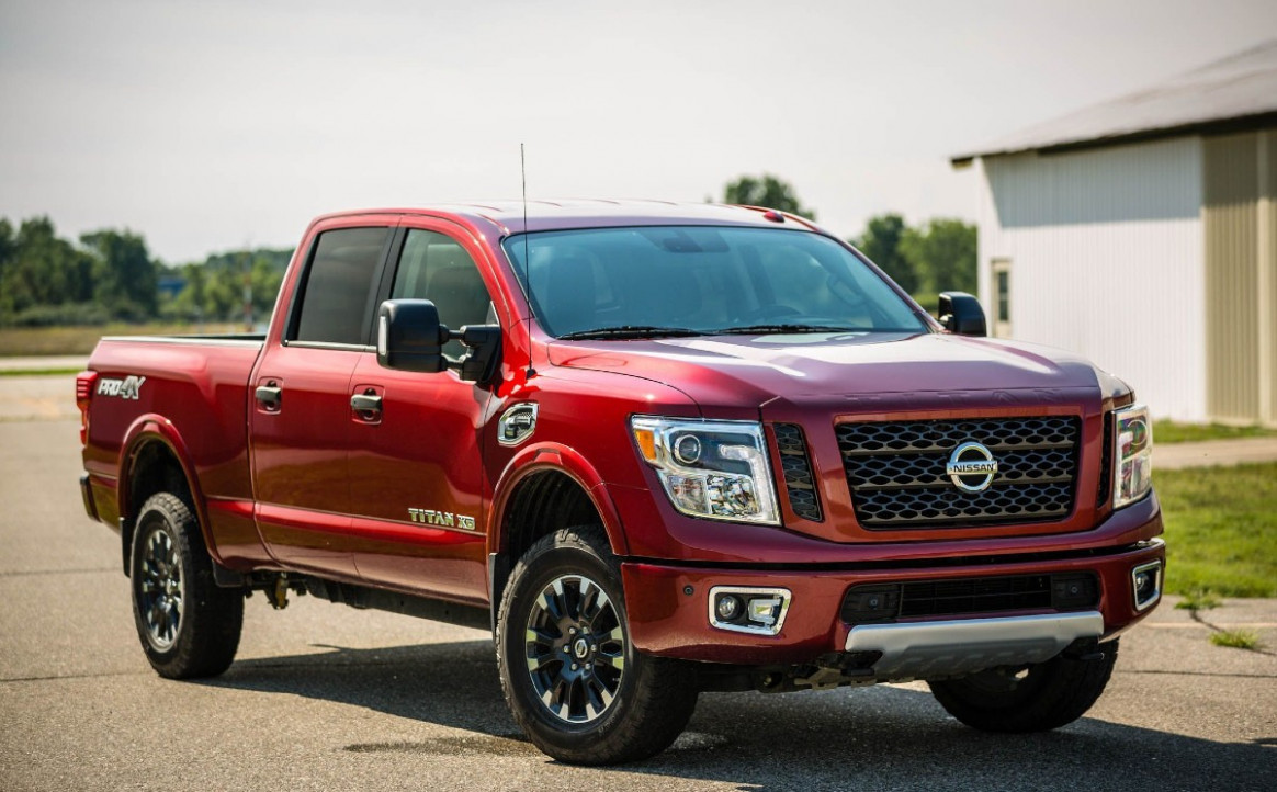 Price and Release date 2022 Nissan Titan Xd