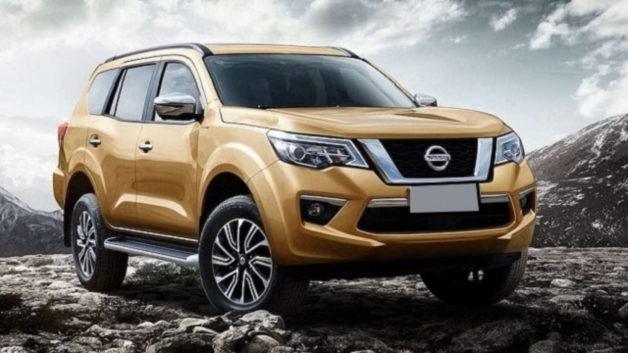 Price, Design and Review 2022 Nissan Xterra