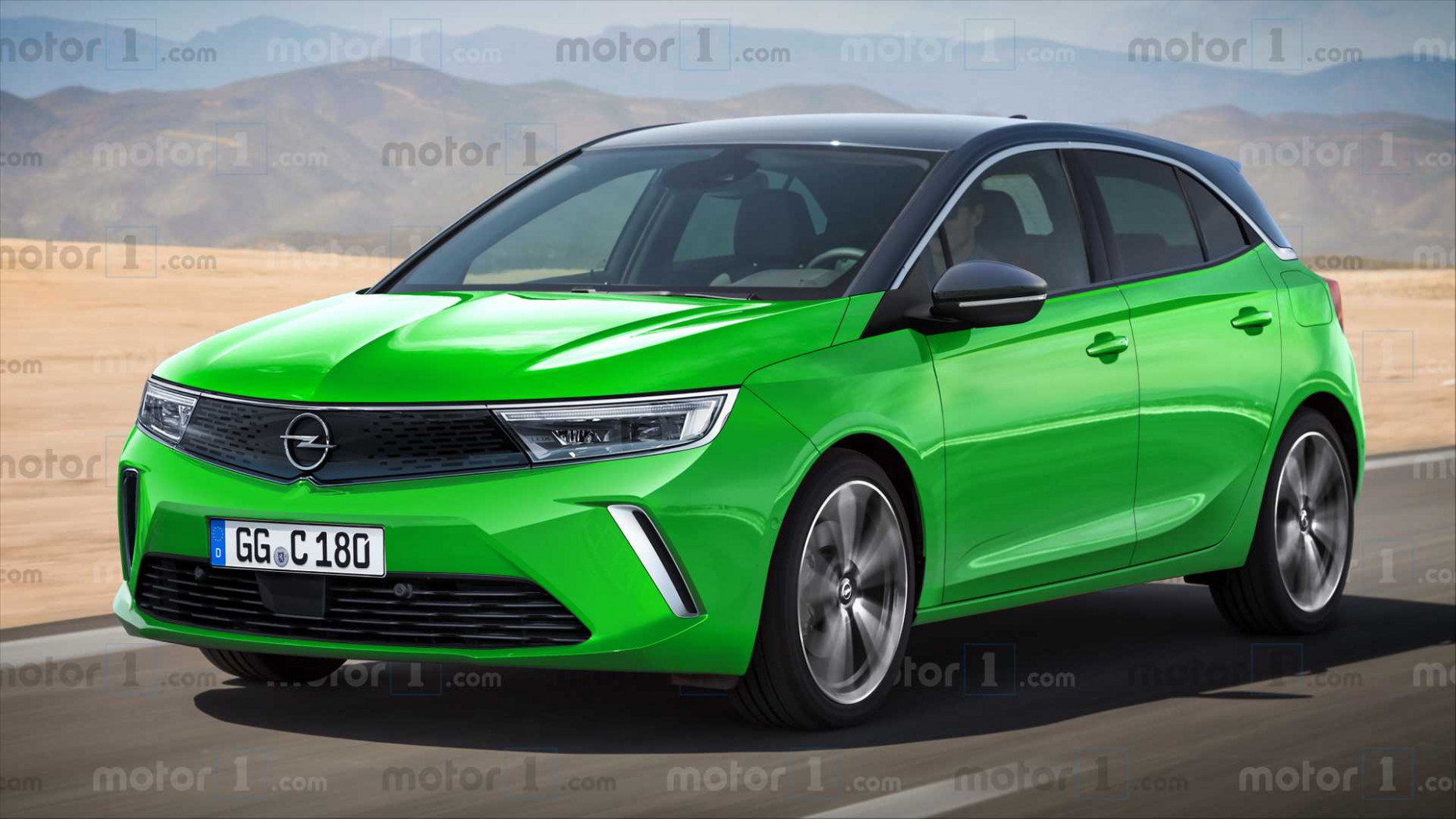 New Concept 2022 Opel Astra