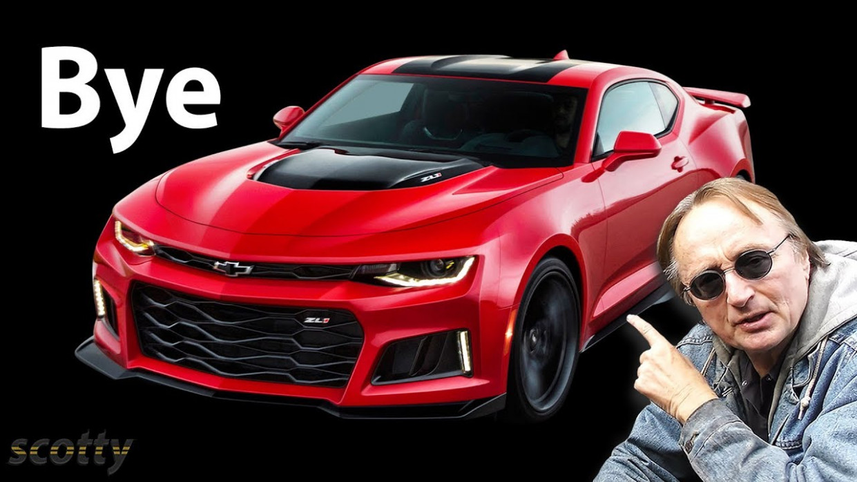 Price and Release date 2022 The All Chevy Camaro