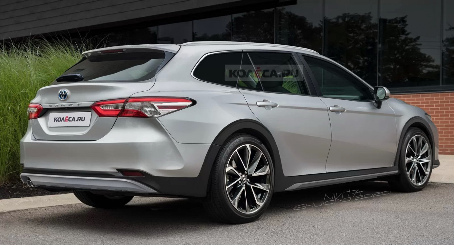 Redesign 2022 Toyota Camry