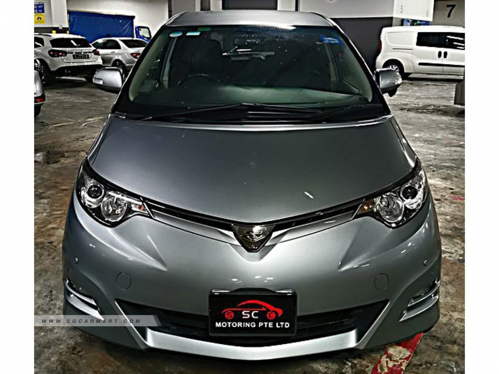 Performance and New Engine 2022 Toyota Estima