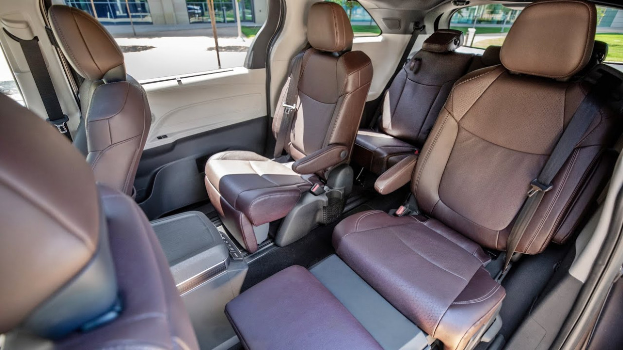 Review 2022 Toyota Sienna