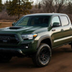 First Drive 2022 Toyota Tacoma Diesel