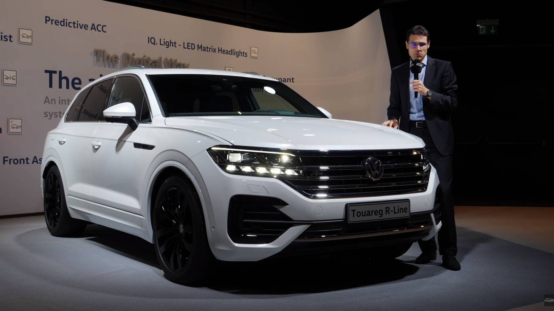 Rumors 2022 Vw Touareg Tdi