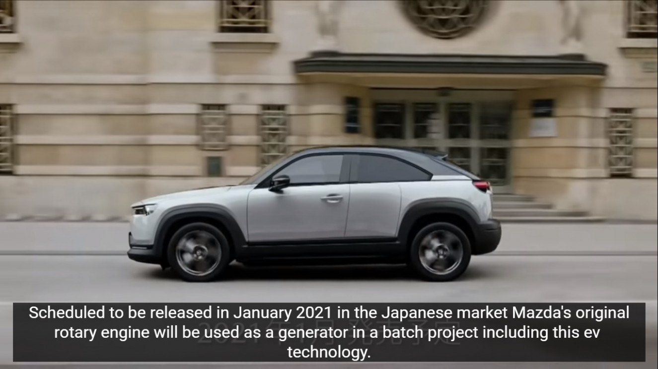 Release Date Mazda Electric Car 2022
