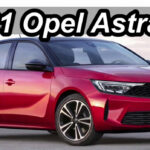 First Drive New Opel Astra 2022