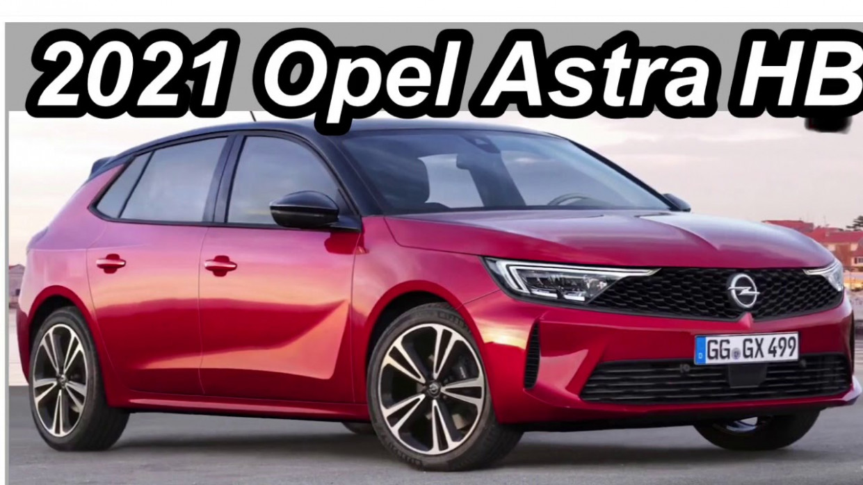 Picture Nowy Opel Zafira 2022