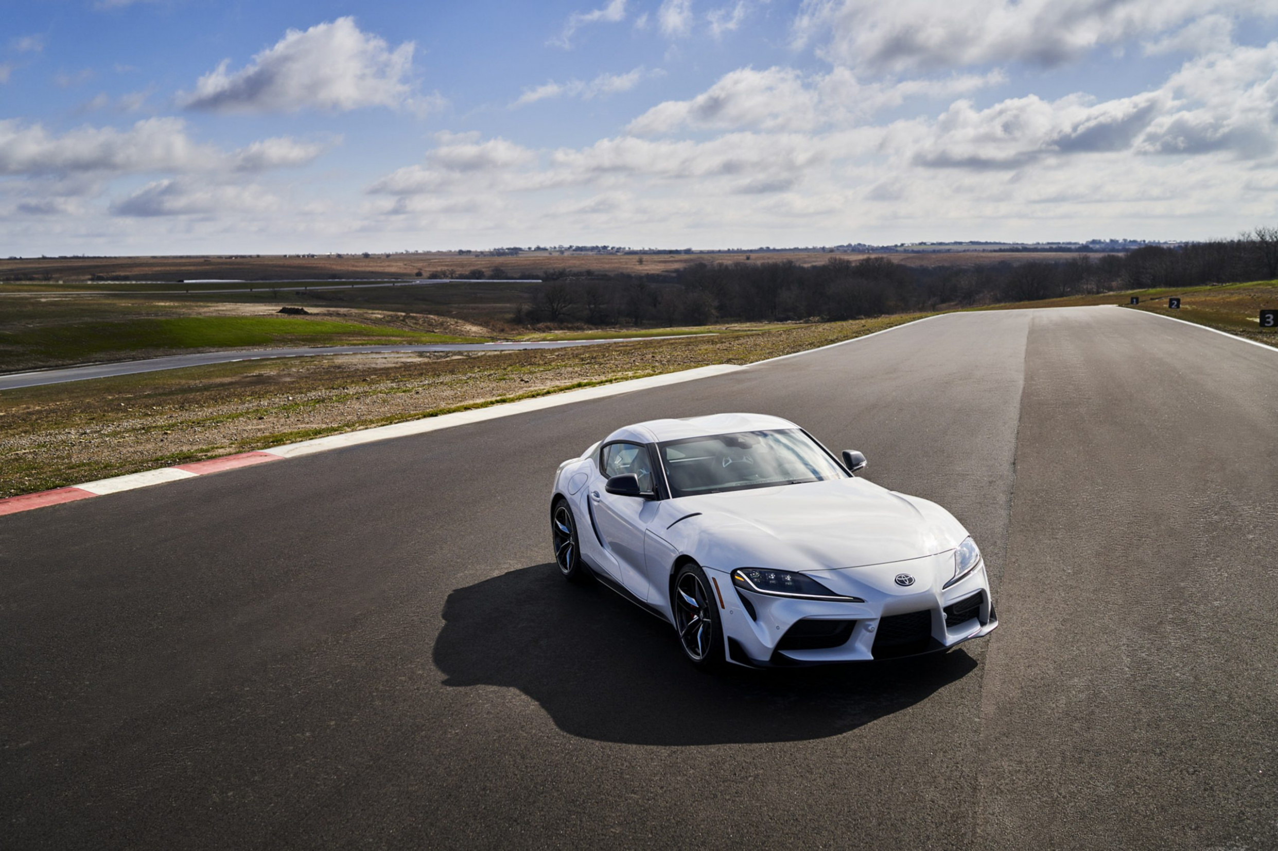 Configurations Pictures Of The 2022 Toyota Supra