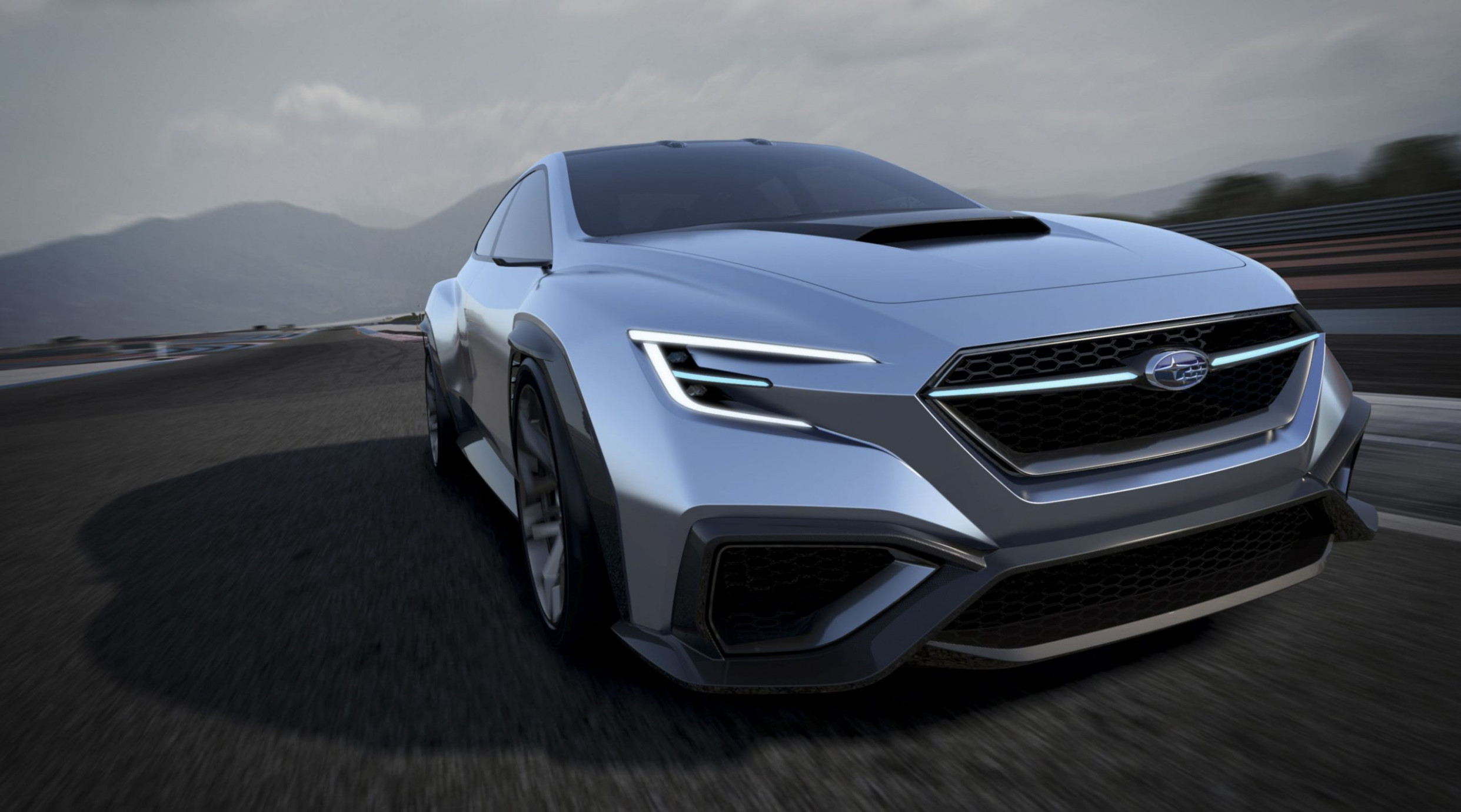 Redesign and Concept Subaru Models 2022