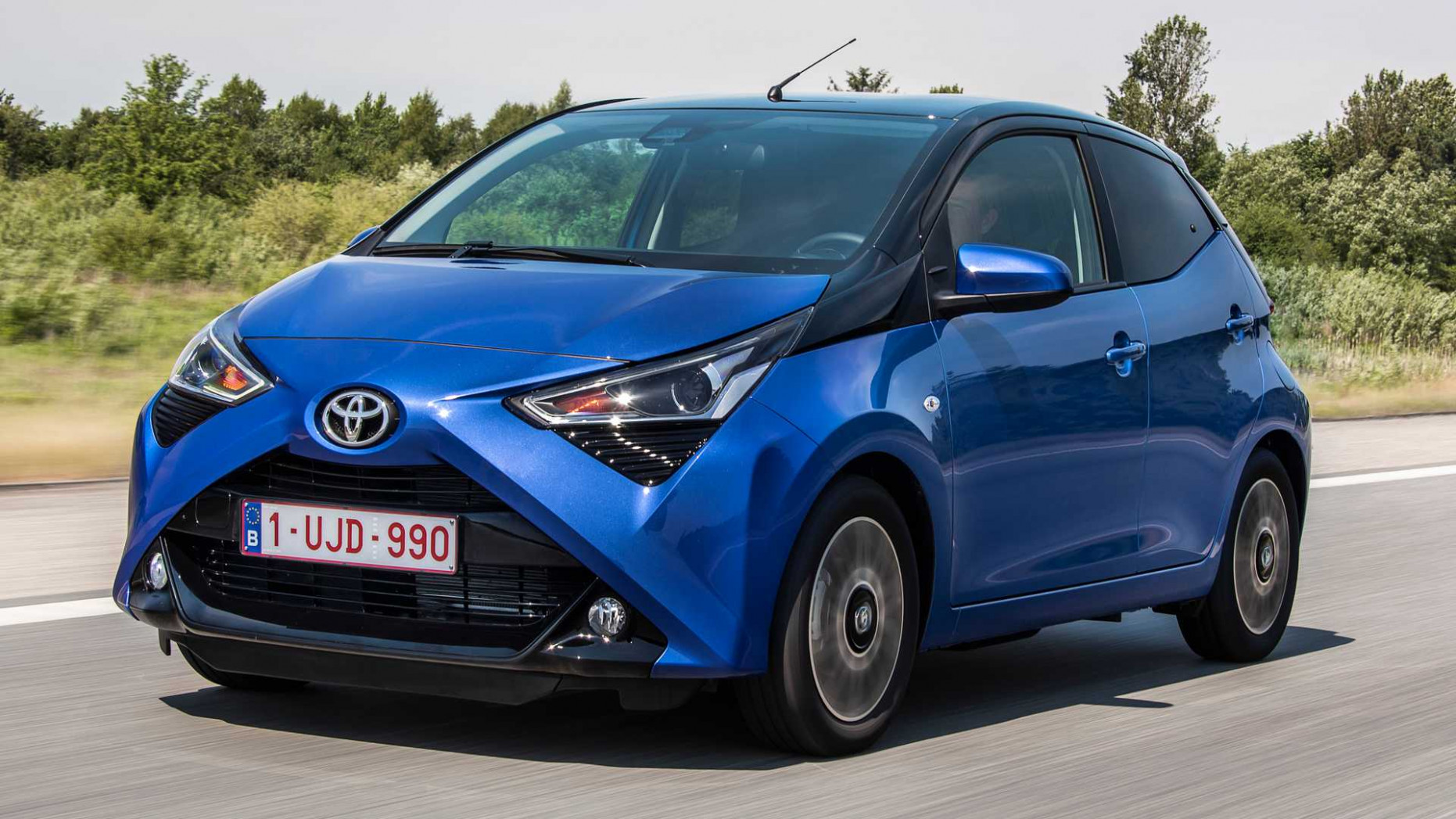 Review and Release date Toyota Aygo 2022