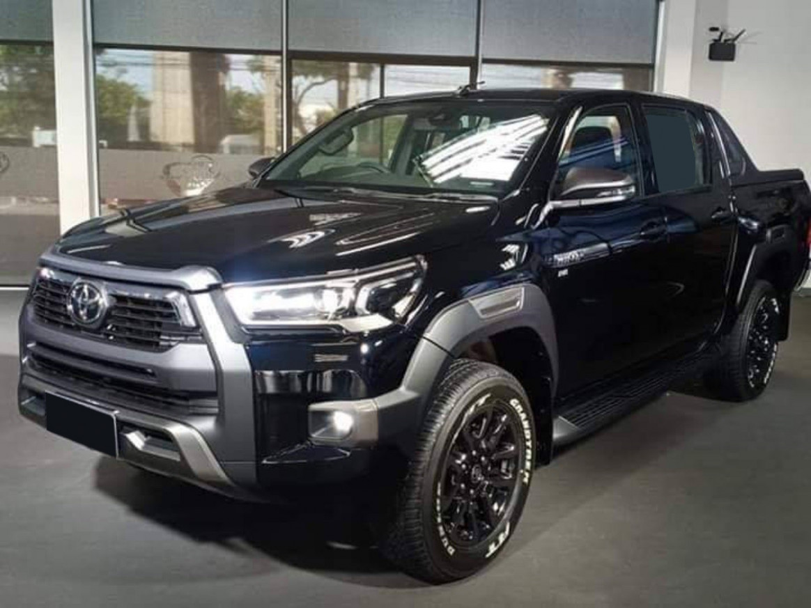 Review and Release date Toyota Hilux 2022 Usa
