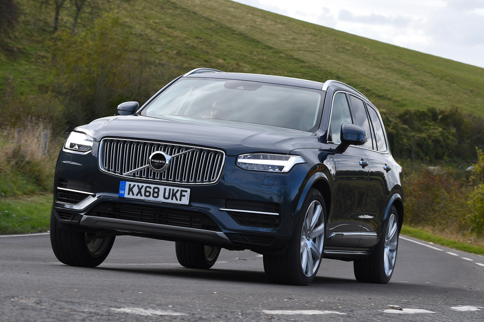Rumors Volvo Electric Cars By 2022