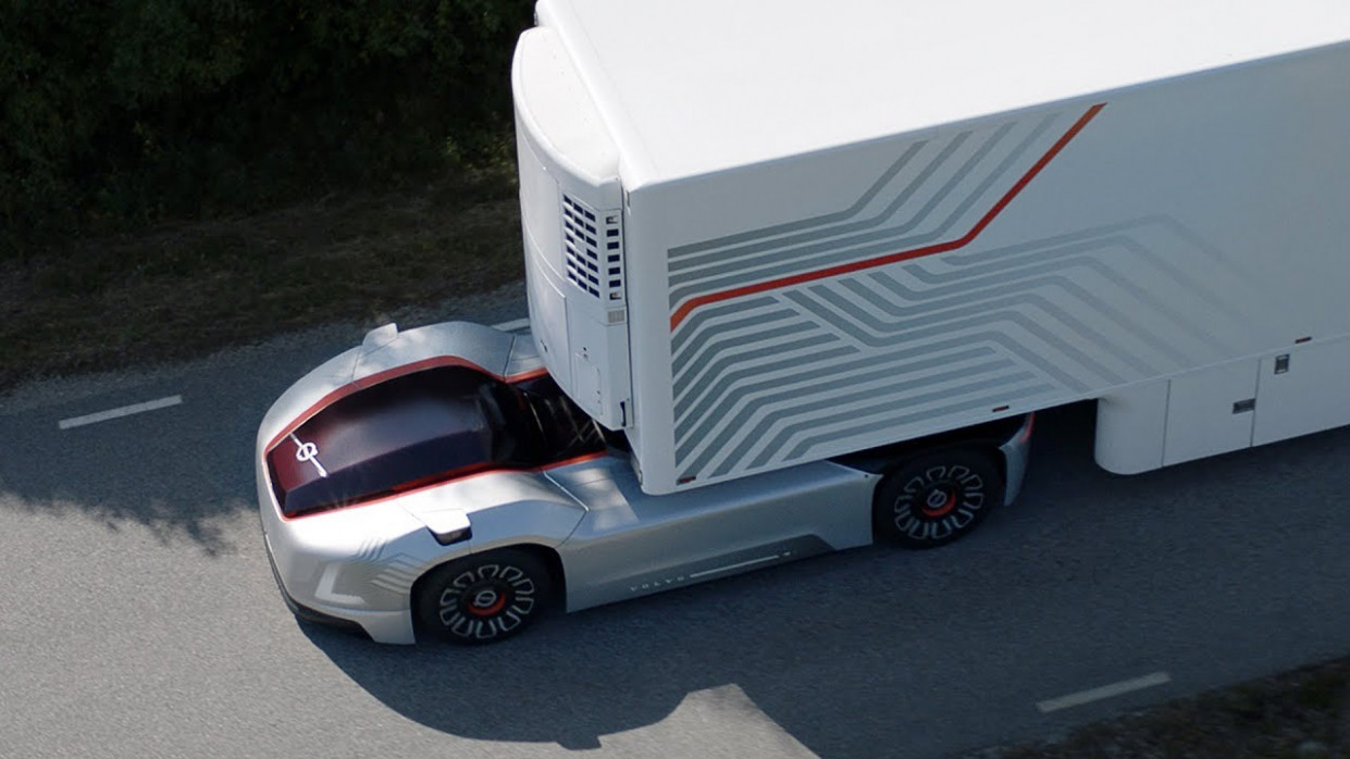 Price and Review Volvo Truck Concept 2022