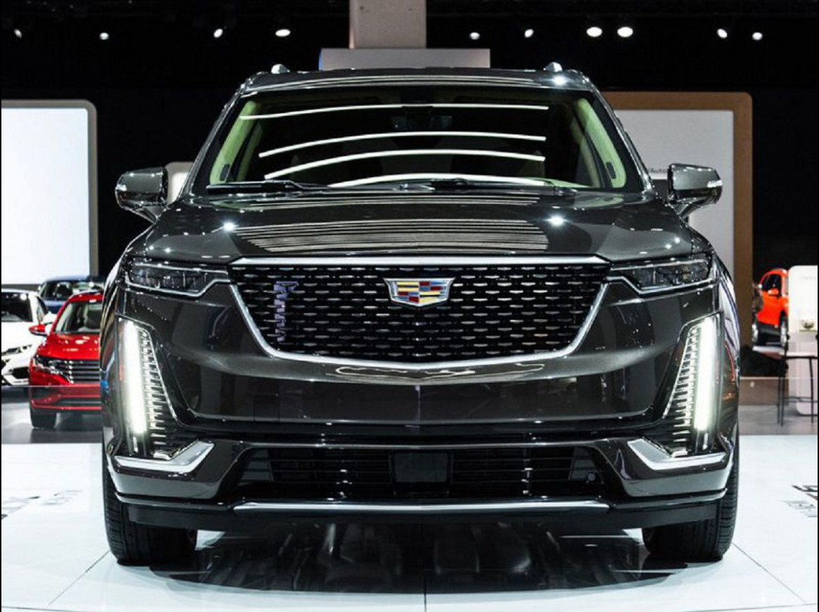 Redesign and Review 2022 Cadillac XT5