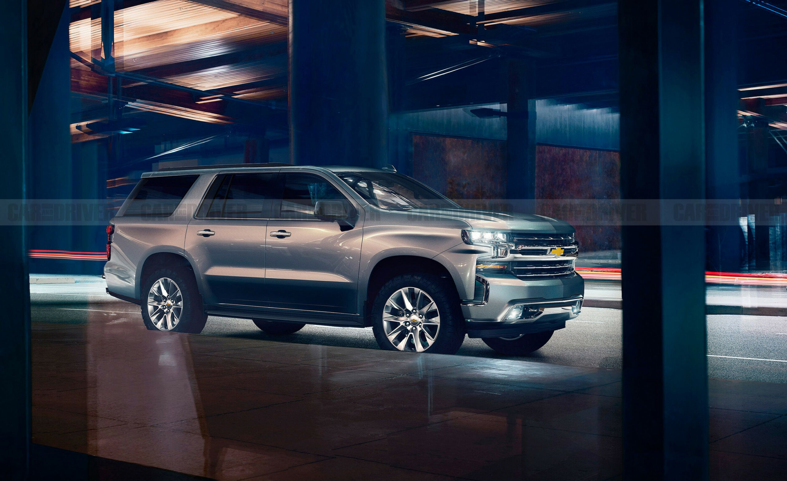 Performance 2022 Chevy Suburban Z71