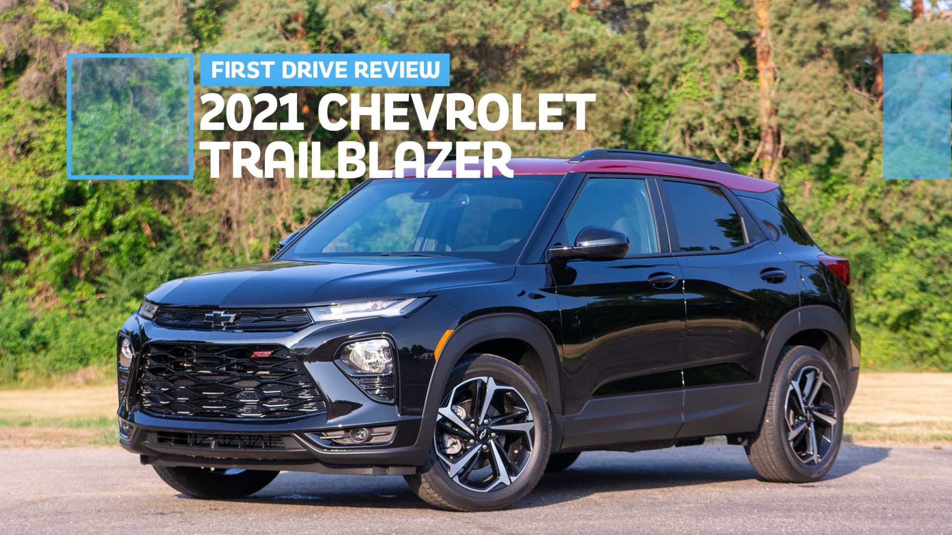 Release Date and Concept 2022 Chevy Trailblazer