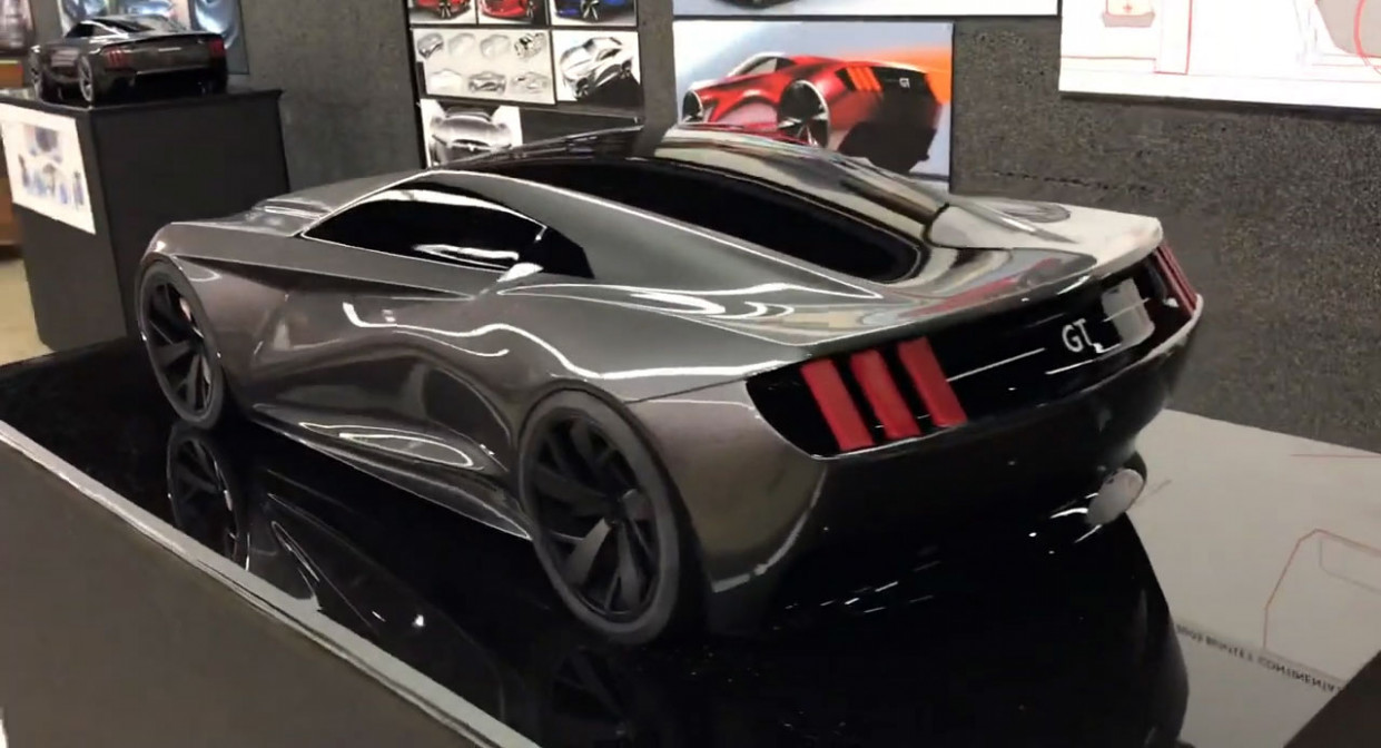 Specs and Review 2022 Ford Mustang
