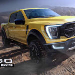 Exterior and Interior 2022 Ford Raptor