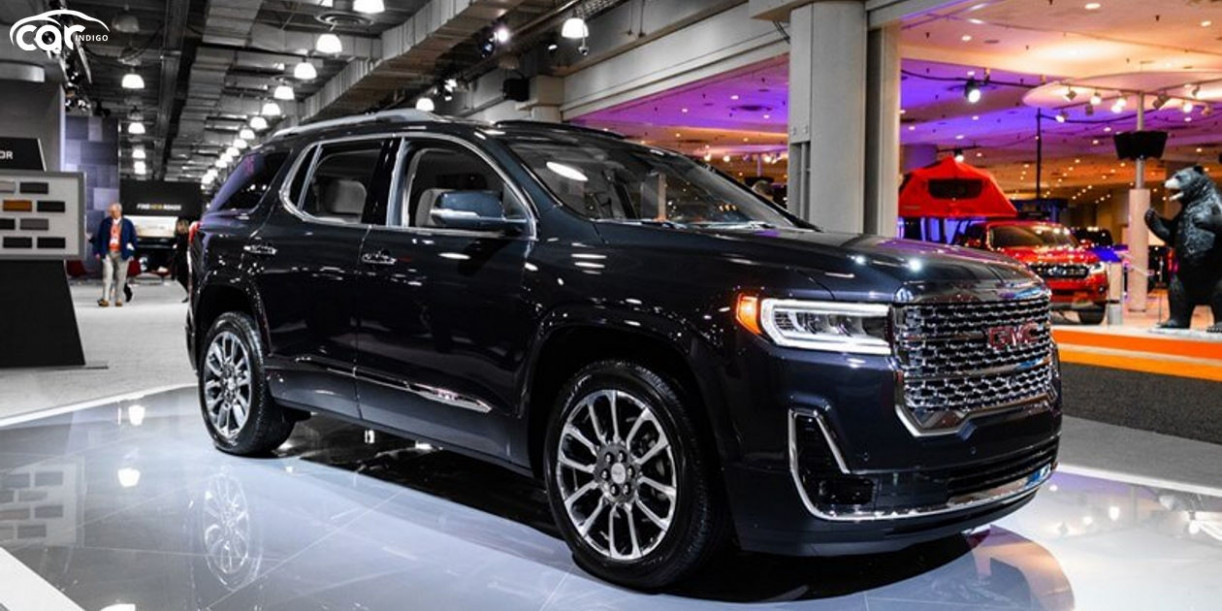 Redesign and Review 2022 Gmc Acadia Mpg
