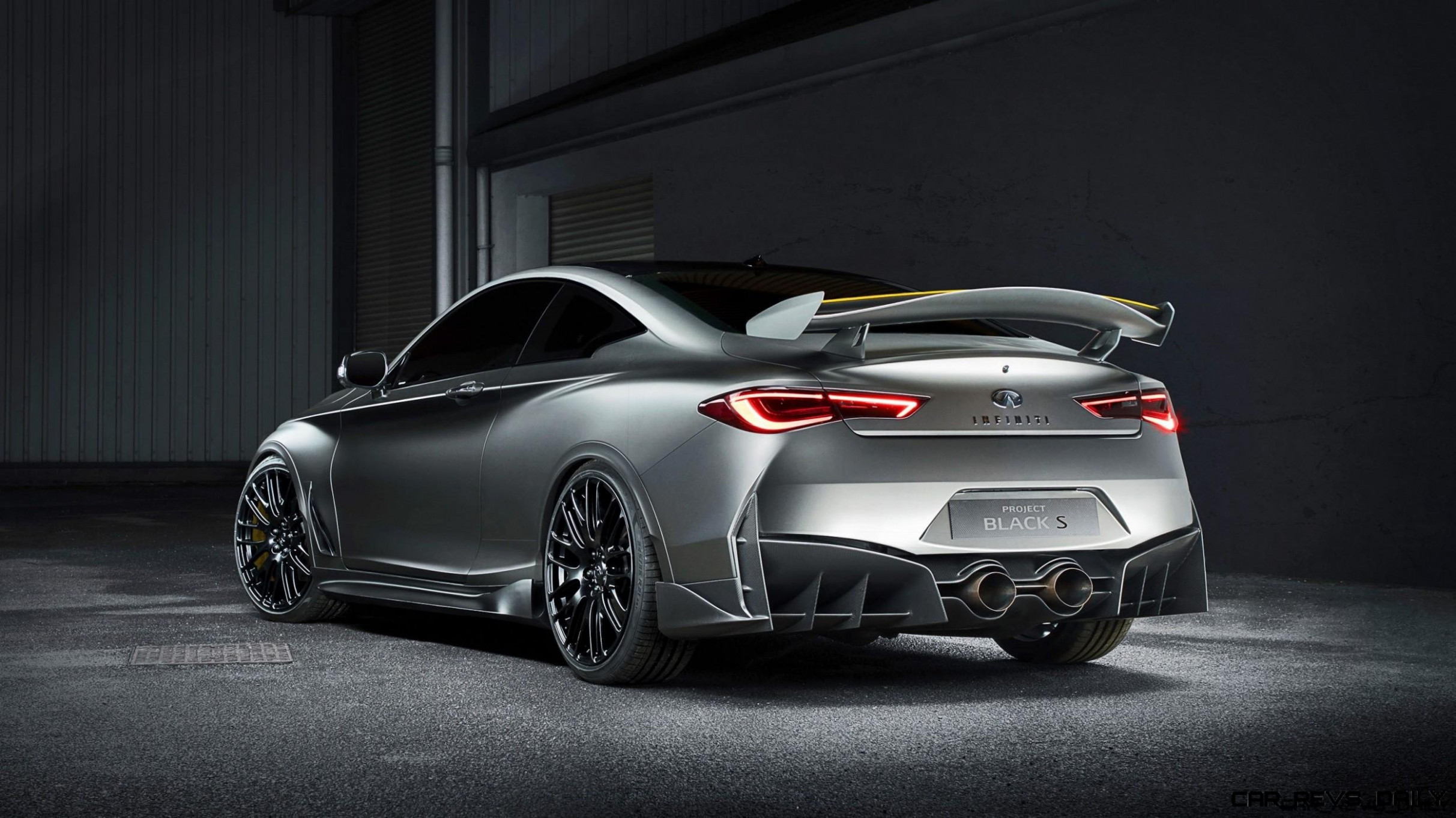 New Model and Performance 2022 Infiniti Q60 Black S Price