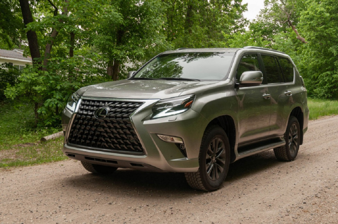 Price, Design and Review 2022 Lexus Gx