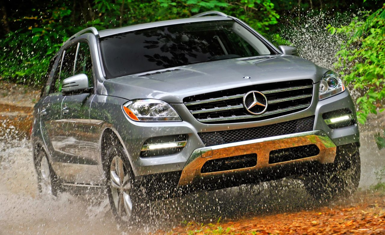 New Model and Performance 2022 Mercedes Ml Class