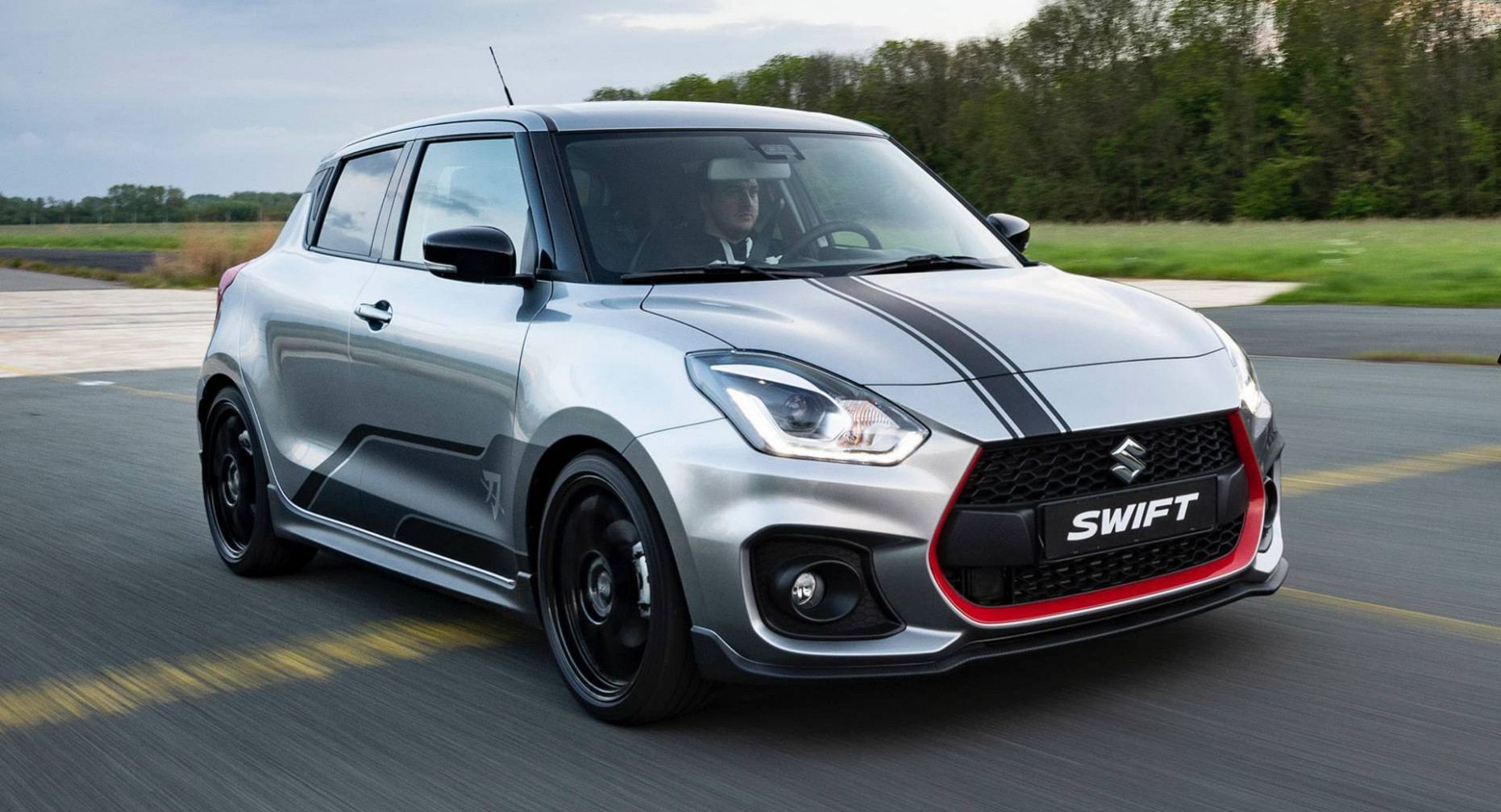 Spy Shoot 2022 Suzuki Swift