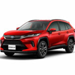 History 2022 Toyota C Hr Compact