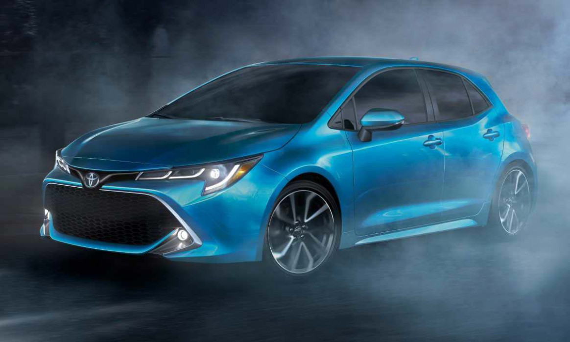 Review and Release date 2022 Toyota Corolla Hatchback